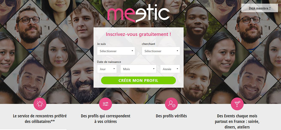 Meilleur site de rencontre Meetic Saint-Lubin-de-Cravant